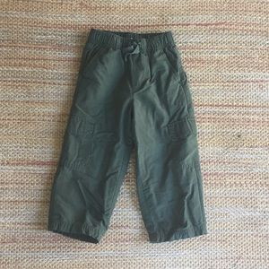 Fleece lined boys pants - 2T